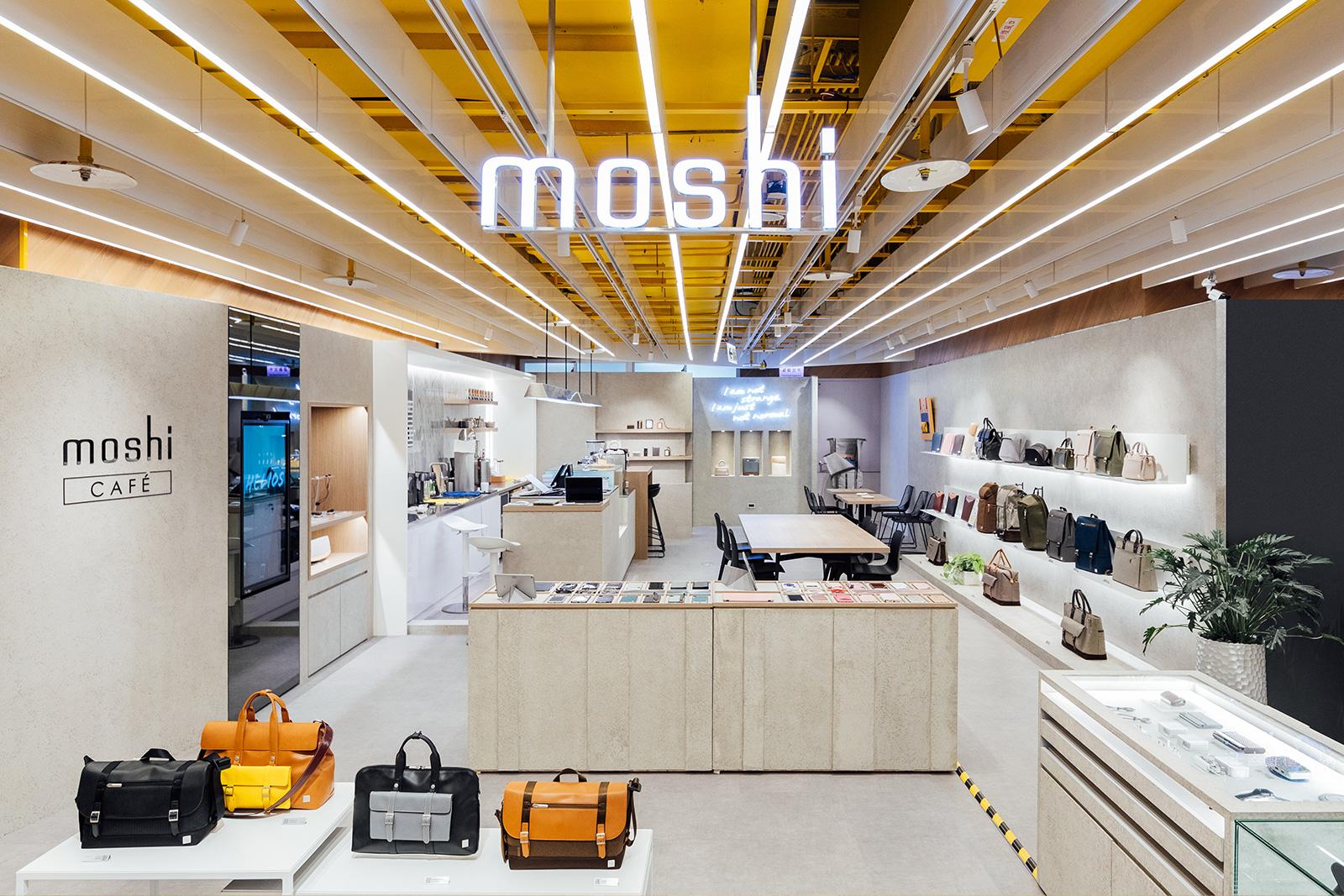 台北 Moshi CAFÉ 三創店